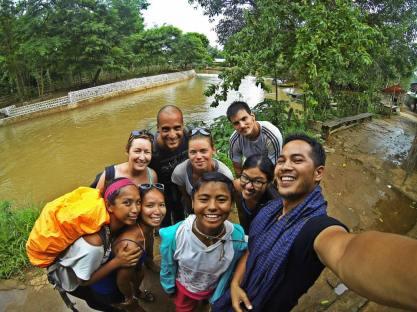 Myanmar crew