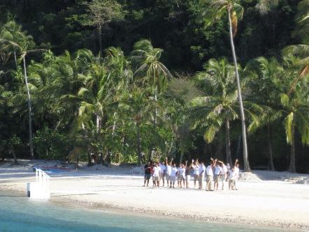 Pangulasian Island, Palawan